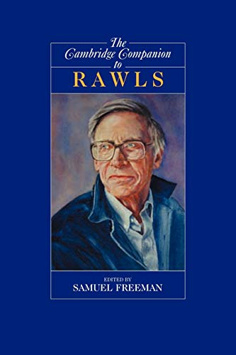 9780521657068: The Cambridge Companion to Rawls (Cambridge Companions to Philosophy)