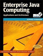 9780521657129: Enterprise Java Computing: Applications and Architectures