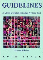 9780521657402: Guidelines: A Cross-Cultural Reading/Writing Text (Cambridge Academic Writing Collection)