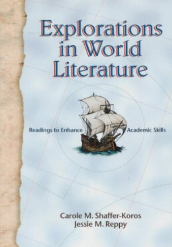 9780521657440: Explorations in World Literature: Readings to Enhance Academic Skills