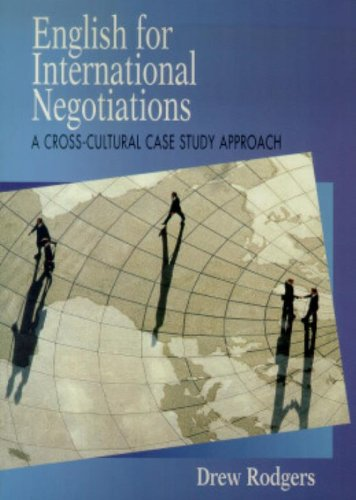 9780521657495: English for International Negotiations: A Cross-Cultural Case Study Approach