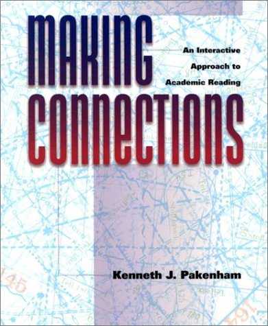9780521657624: Making Connections: An Interactive Approach to Academic Reading