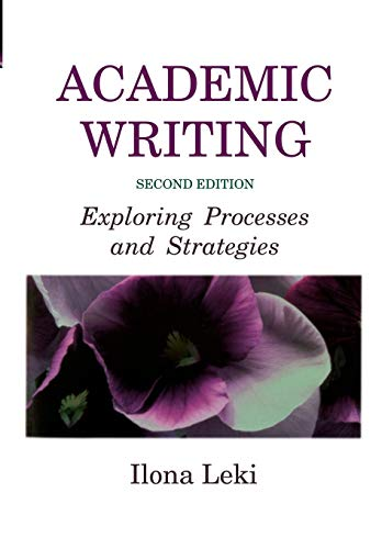 9780521657686: Academic Writing: Exploring Processes and Strategies