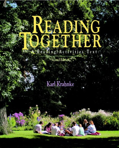 9780521657709: Reading Together: A Reading/Activities Text