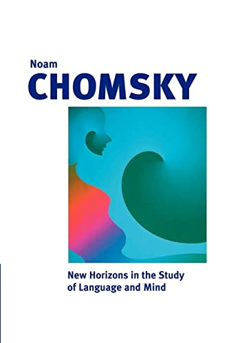9780521658225: New Horizons in the Study of Language and Mind