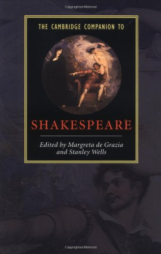 9780521658812: The Cambridge Companion to Shakespeare