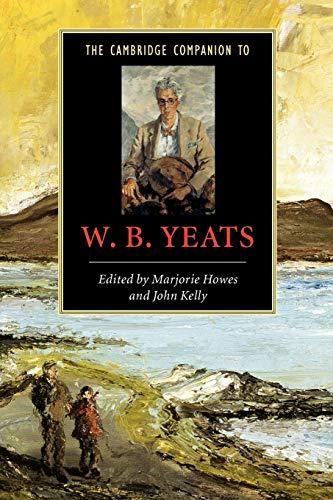 9780521658867: The Cambridge Companion to W. B. Yeats (Cambridge Companions to Literature)