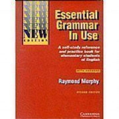 Essential Grammar in Use With answers, Klett edition (German Edition) (052165887X) by Raymond Murphy