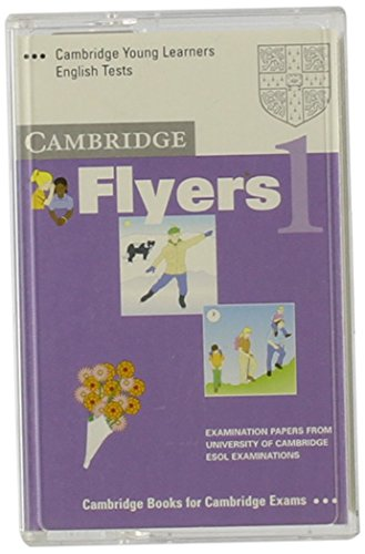 9780521658997: Cambridge Flyers 1: Examination Papers from the University of Cambridge Local Examinations Syndicate: v. 1 (Cambridge Young Learners English Tests)