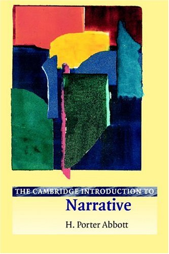 9780521659697: The Cambridge Introduction to Narrative (Cambridge Introductions to Literature)