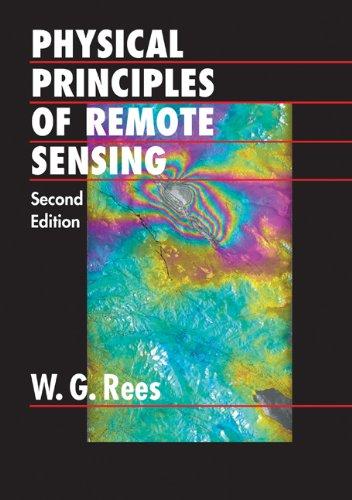 Physical Principles of Remote Sensing: Rees, W. G.