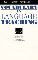 9780521660488: Vocabulary in Language Teaching (Cambridge Language Education)