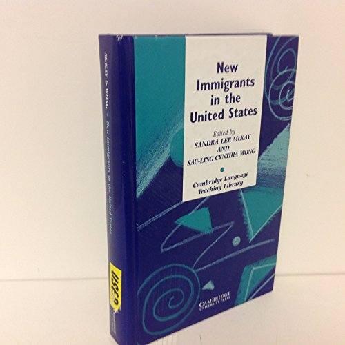 9780521660877: New Immigrants in the United States: Readings for Second Language Educators (Cambridge Language Teaching Library)