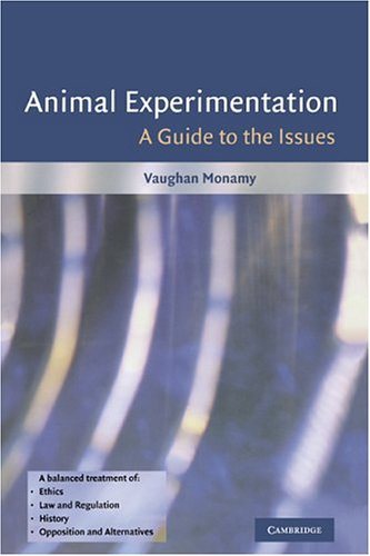 9780521660938: Animal Experimentation: A Guide to the Issues