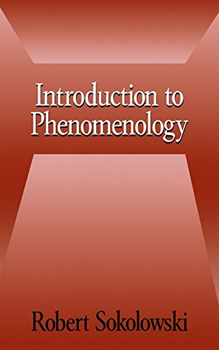 9780521660990: Introduction to Phenomenology Hardback