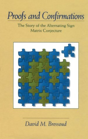 9780521661706: Proofs and Confirmations: The Story of the Alternating-Sign Matrix Conjecture (Spectrum)