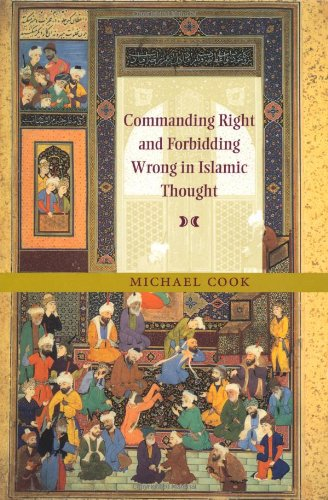 9780521661744: Commanding Right and Forbidding Wrong in Islamic Thought