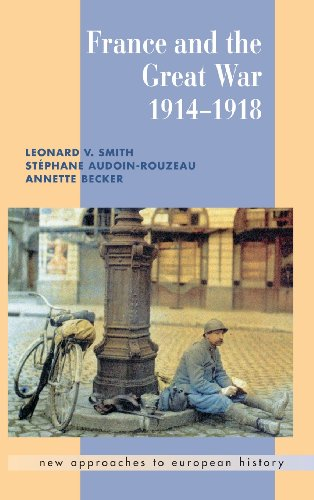 9780521661768: France and the Great War