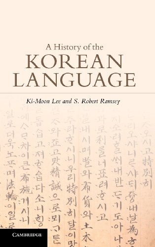 9780521661898: A History of the Korean Language