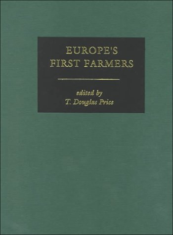 9780521662031: Europe's First Farmers