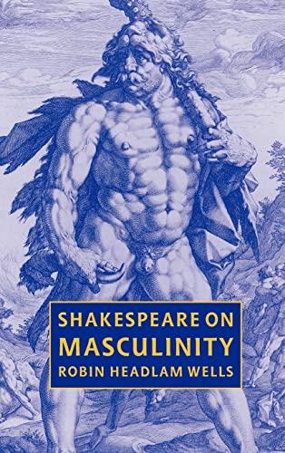 9780521662048: Shakespeare on Masculinity