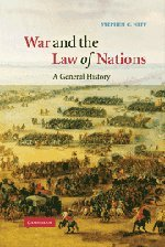 9780521662055: War and the Law of Nations: A General History
