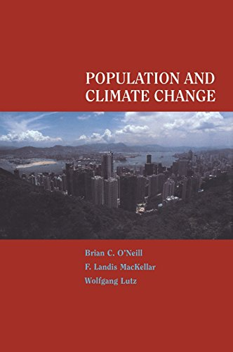 9780521662420: Population and Climate Change