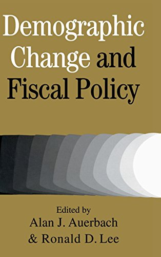 9780521662444: Demographic Change and Fiscal Policy