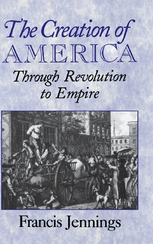 9780521662550: The Creation of America: Through Revolution to Empire