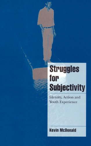 9780521662796: Struggles for Subjectivity: Identity, Action and Youth Experience (Cambridge Cultural Social Studies)