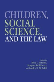 9780521662987: Children, Social Science, and the Law