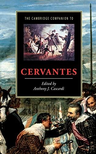 9780521663212: The Cambridge Companion to Cervantes (Cambridge Companions to Literature)