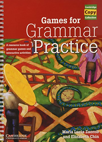 9780521663427: Games for Grammar Practice: A Resource Book of Grammar Games and Interactive Activities (Cambridge Copy Collection)