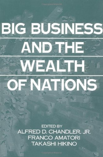 9780521663472: Big Business and the Wealth of Nations