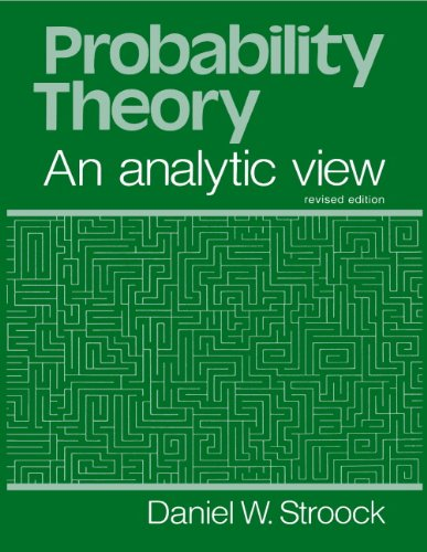 9780521663496: Probability Theory, an Analytic View