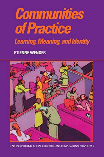 9780521663632: Communities of Practice Paperback: Learning, Meaning, and Identity (Learning in Doing: Social, Cognitive and Computational Perspectives)