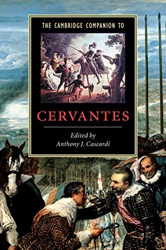 9780521663878: Cambridge Companion to Cervantes (Cambridge Companions to Literature)