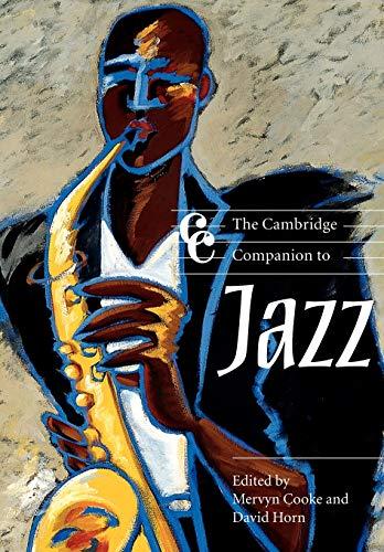 9780521663885: The Cambridge Companion to Jazz Paperback (Cambridge Companions to Music)