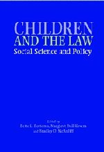 9780521664066: Children, Social Science, and the Law