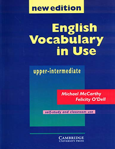 9780521664356: English Vocabulary in Use Upper-Intermediate with answers