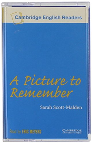 9780521664769: A Picture to Remember Level 2 Audio Cassette (Cambridge English Readers)
