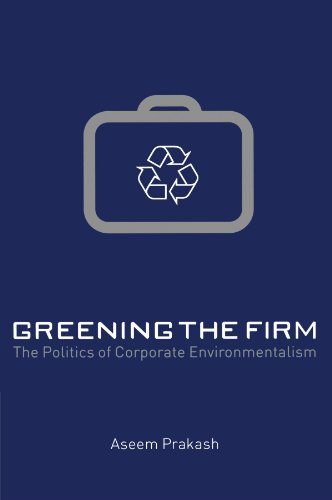 9780521664875: Greening the Firm: The Politics of Corporate Environmentalism