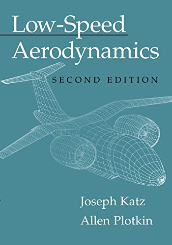 9780521665520: Low-Speed Aerodynamics 2nd Edition Paperback (Cambridge Aerospace Series)