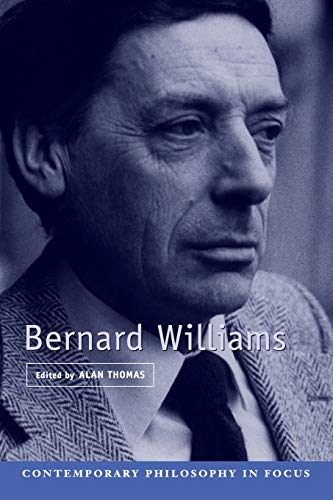 9780521665551: Bernard Williams (Contemporary Philosophy in Focus)