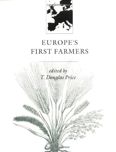 9780521665728: Europe's First Farmers