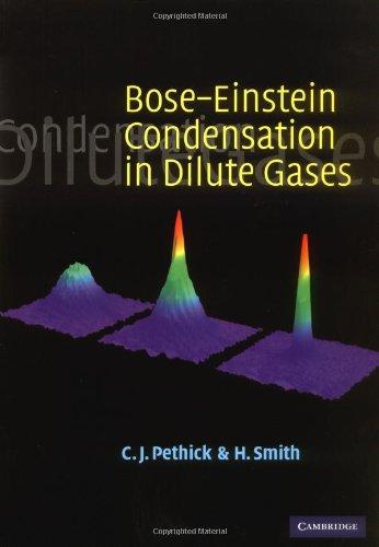 9780521665803: Bose-Einstein Condensation in Dilute Gases