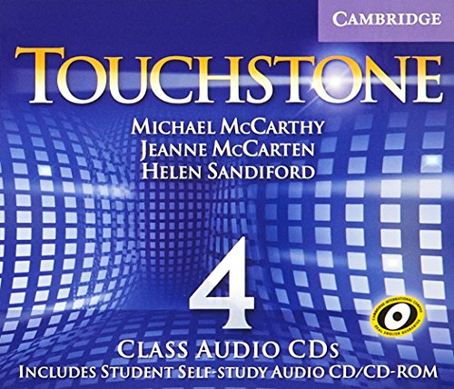 9780521665889: Touchstone Class Audio CDs 4