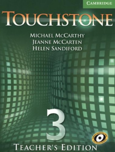 9780521665971: Touchstone Teacher's Edition 3 with Audio CD (Touchstones)