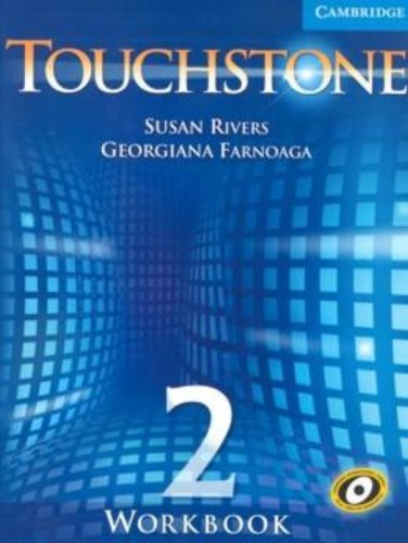 9780521666046: Touchstone 2 Workbook