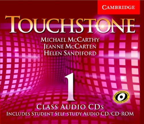 9780521666060: Touchstone Class Audio CDs 1 Class Audio CDs L1 (pack 4) (Touchstones)